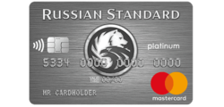 Кредитная карта (Банк Русский Стандарт)